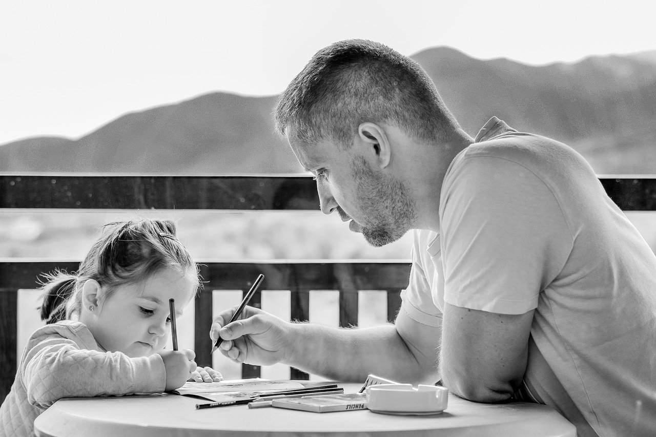 זמן איכות אבא ובת