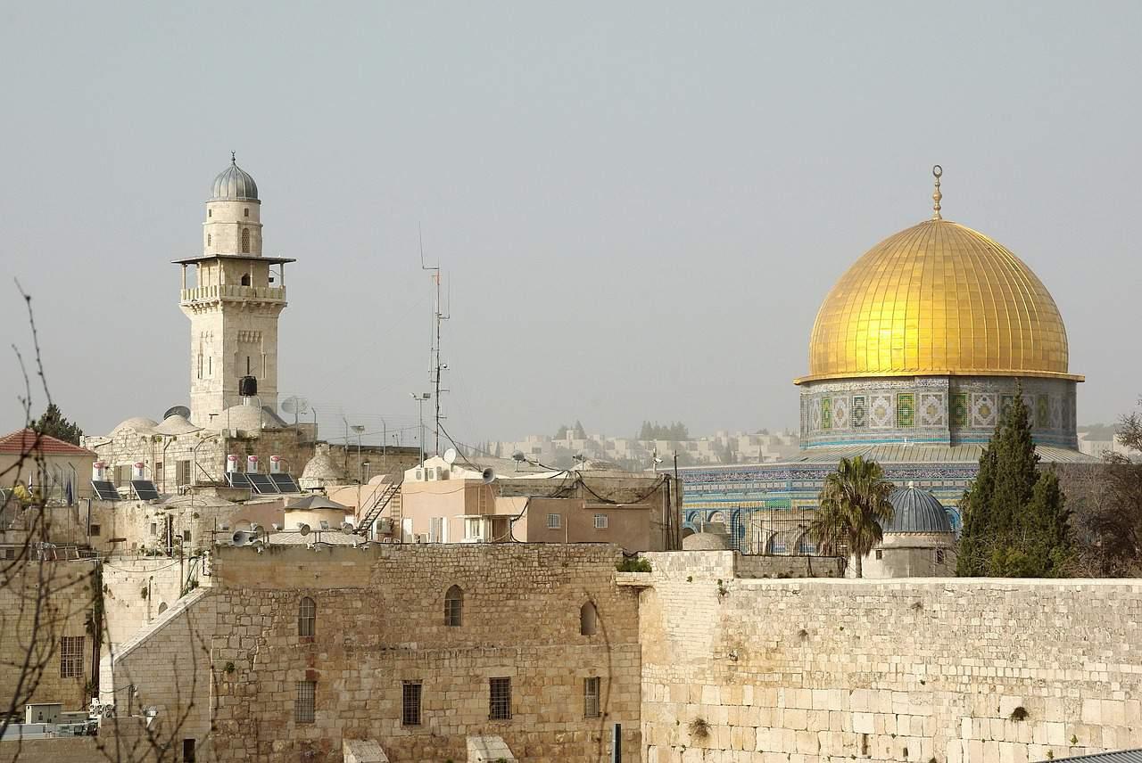 כיפת הזהב בירושלים
