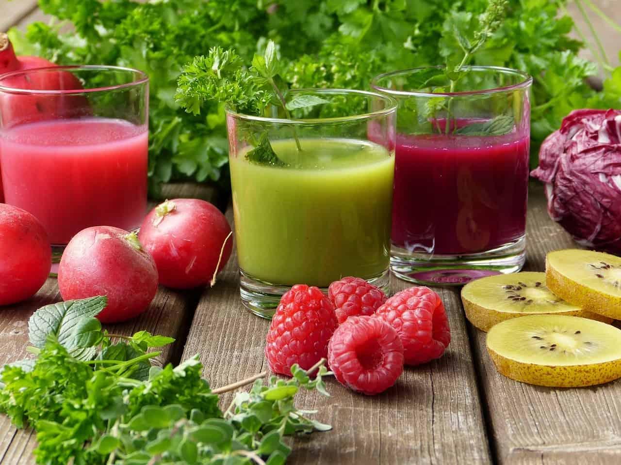 שייק בריאות ופירות